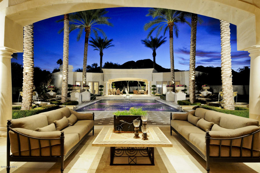 Arizona Luxury Real Estate And Celebrity Mansions For Sale - Luxury homes in tucson az